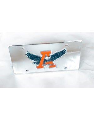 Wincraft Eagle Thru A License Plate