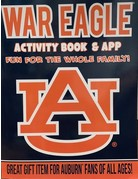 NACS War Eagle Activity Book-Hall