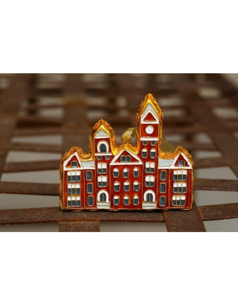 Kitty Keller Designs Samford Hall Ornament