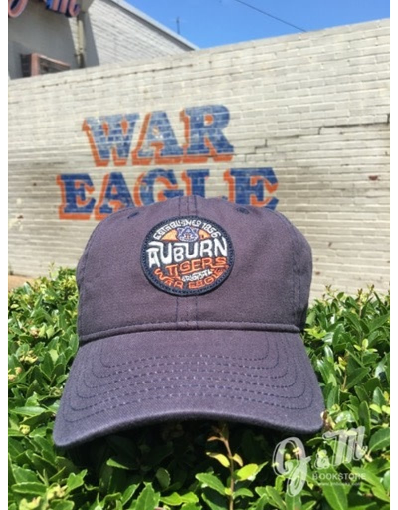 The Game Youth Auburn Tigers Circle Design Hat