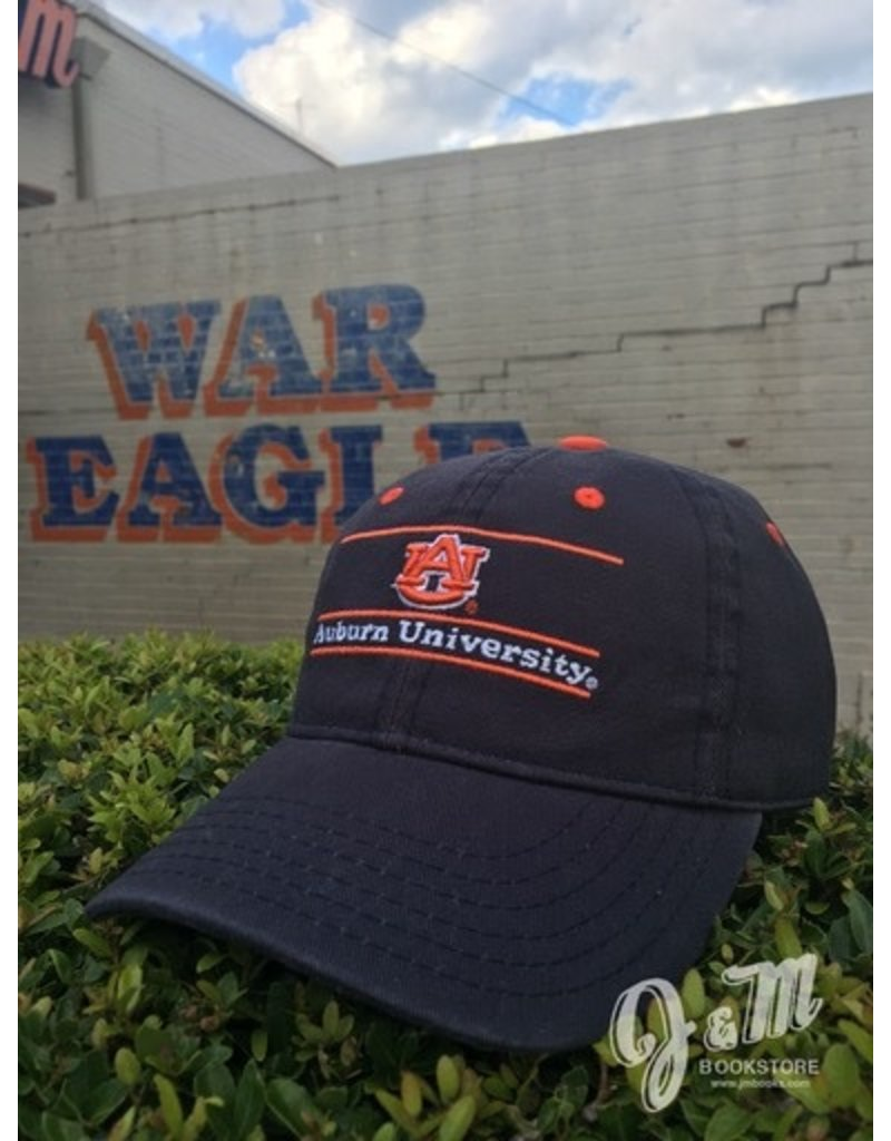 The Game AU Auburn University Youth Bar Hat, Navy