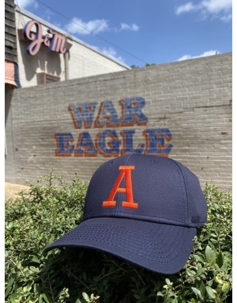 The Game Classic A Navy Throwback Hat