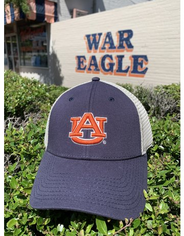 The Game AU Navy Hat with Stone Mesh