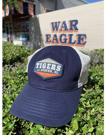 Top of the World Tigers of Auburn Patch Mesh Hat