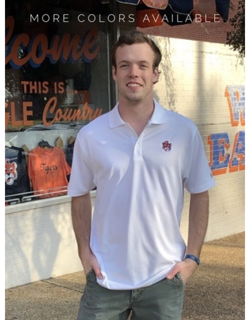 Under Armour Aubie Solid Performance 2.0 Polo