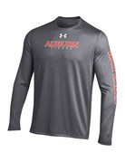 Under Armour Auburn Tigers AU Long Sleeve Tech T-Shirt