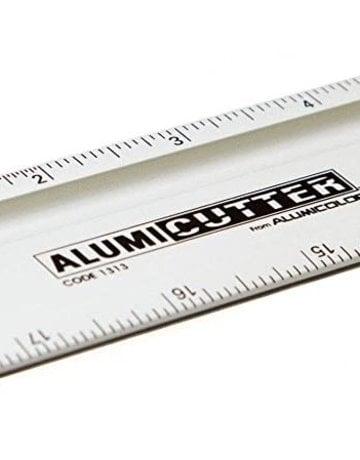 Alumicolor Alumicutter Cutting Rulers