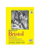 MacPherson Bristol Paper Pad 300 Series 11x14 20sheets/pad Smooth
