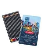 MacPherson Procolour Pencil by Derwent 12 set tin