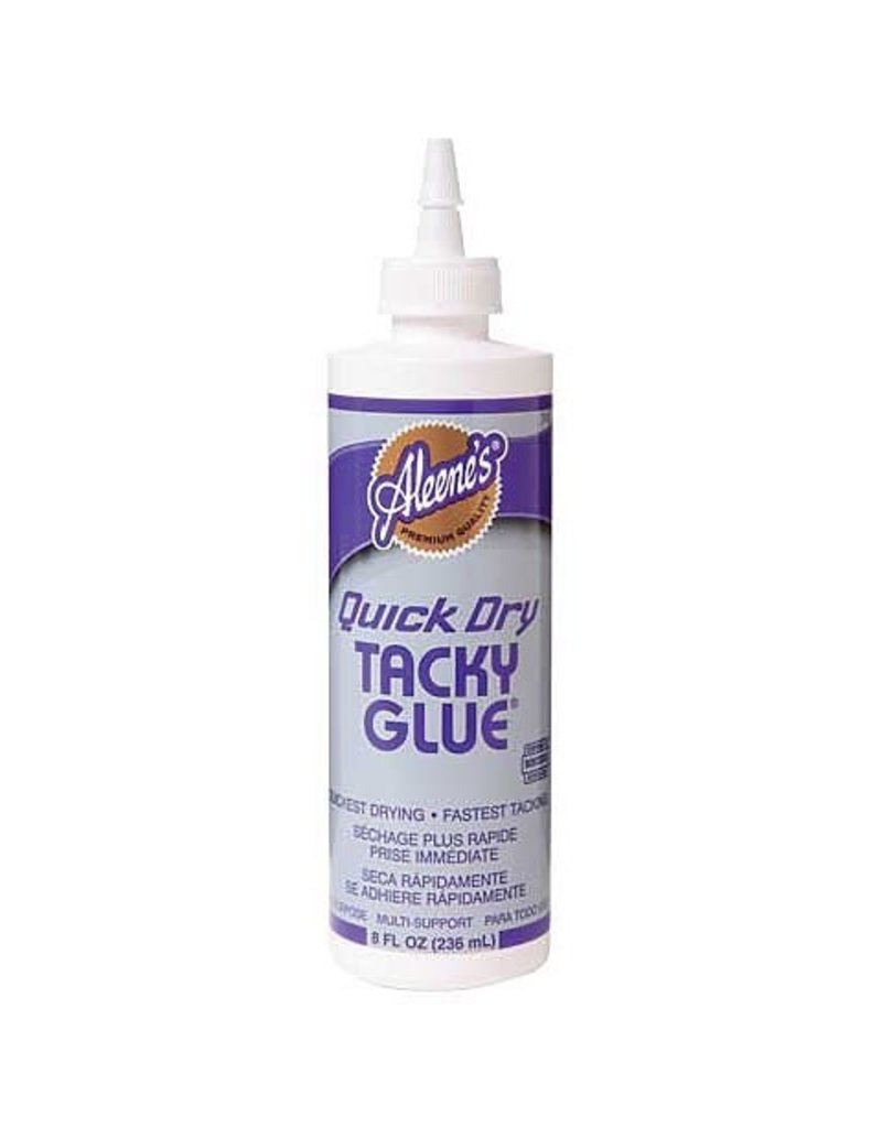 MacPherson Quick dry Tacky Glue 8OZ