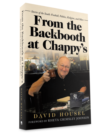 Backbooth Book From the Backbooth at Chappy's-Paperback