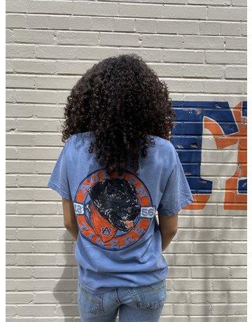 Image One Auburn Tigers Labrador Circle T-Shirt