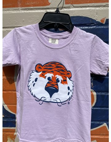 MV Sport New Aubie Youth Comfort Color T-Shirt