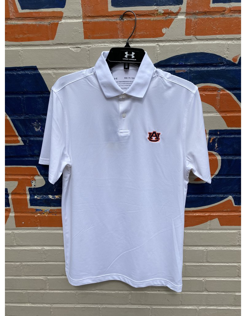 Under Armour AU Solid Performance 2.0 Polo