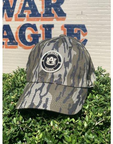 Top of the World Mossy Oak Camo Auburn AU Tigers Circle Hat