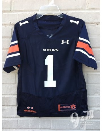 Under Armour #1 Sideline Football Jersey