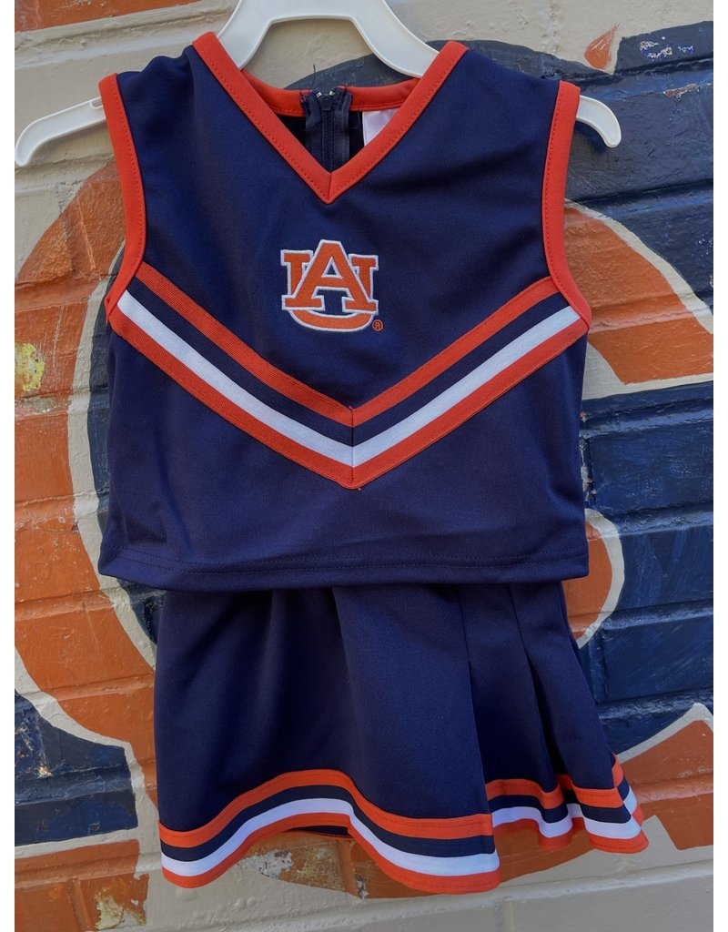 Little King AU 2 Piece Cheer Outfit