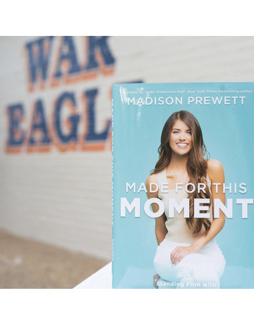 Zondervan Made For This Moment - Madison Prewett