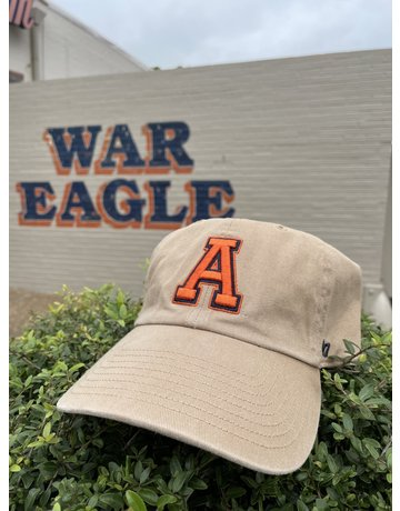 47 Brand Vault A Khaki Clean Up Hat