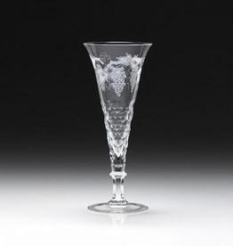 William Yeoward Crystal Cordelia Champagne Flute - 6oz
