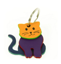 My Walit Cat Key Ring - Assorted