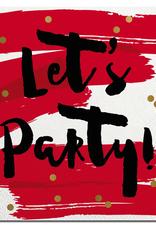 Let's Party Cocktail Napkins - 20ct
