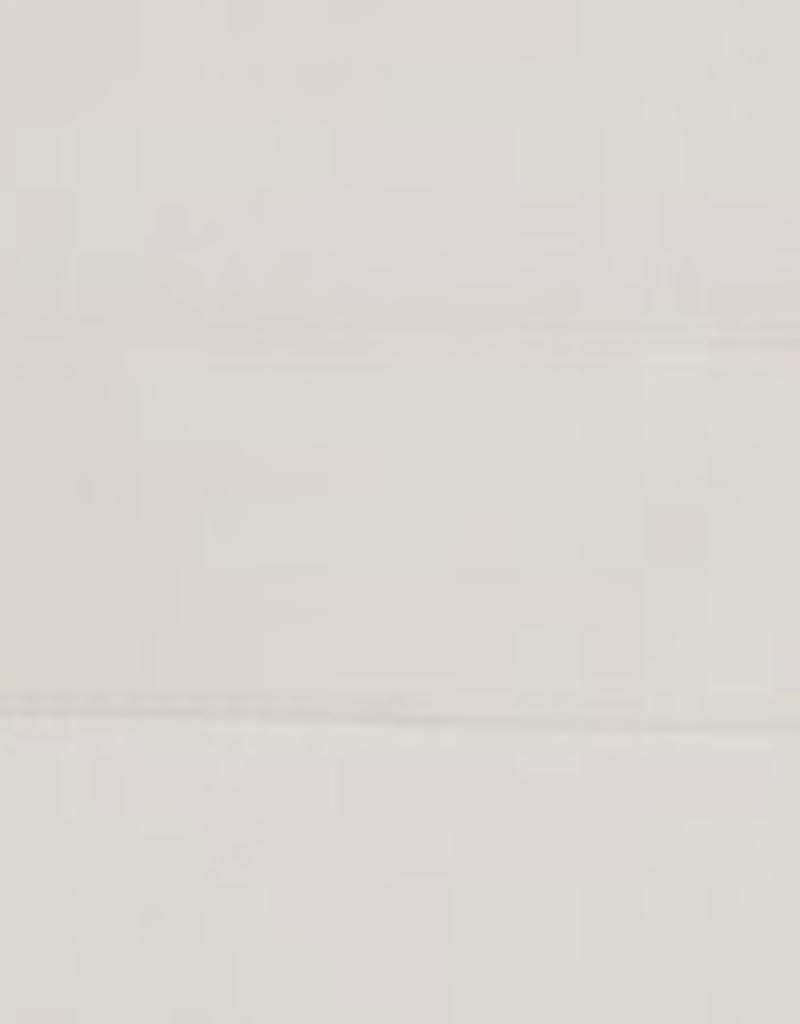 Matouk Nocturne Standard Pillow Case - White