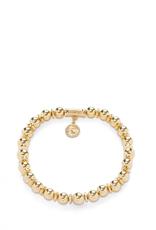 Spartina 449, LLC Stretch Bracelet 6mm - Gold