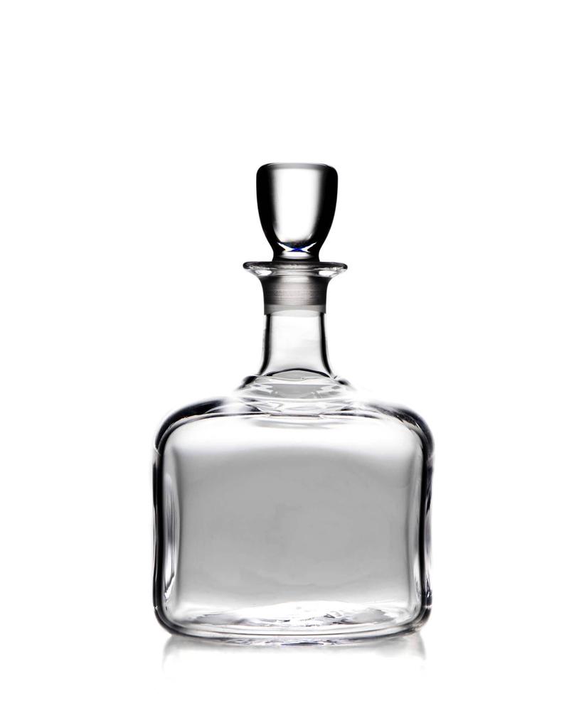 Simon Pearce Woodbury Glass Decanter