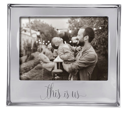 """Mariposa This is Us Signature Statement Frame - 5""""x7"""""""