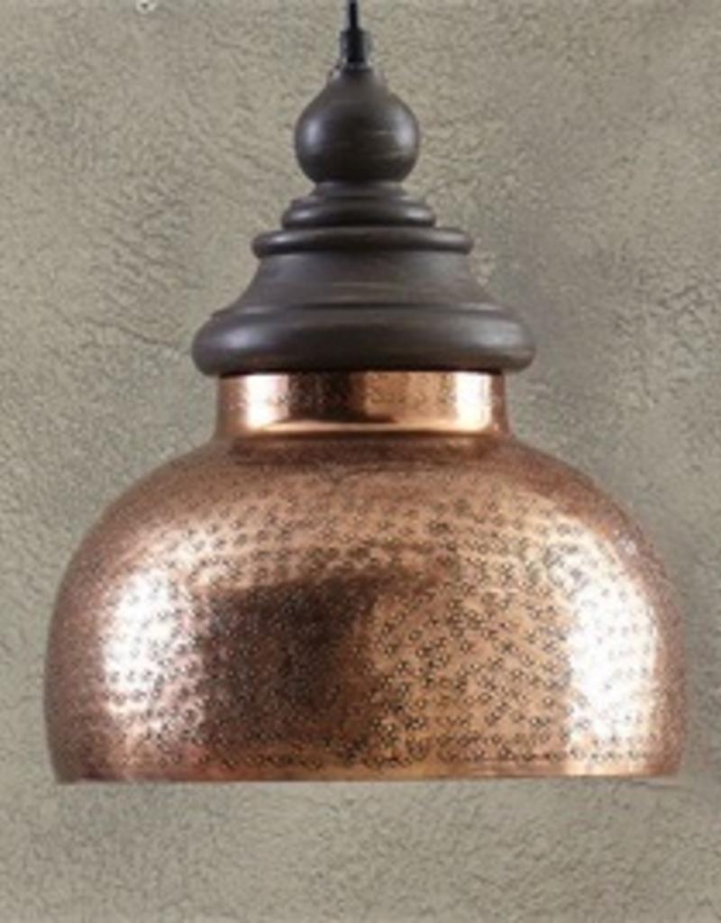 Antique Copper Pendant