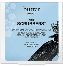 Butter London Nail Scrubbers - Set of 10 Pads