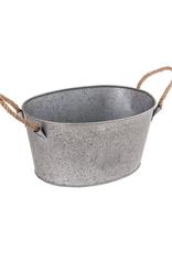 Galvanized Beverage Bucket