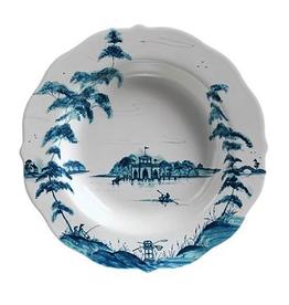 Juliska Country Estate Pasta/Soup Bowl Boathouse Delft Blue