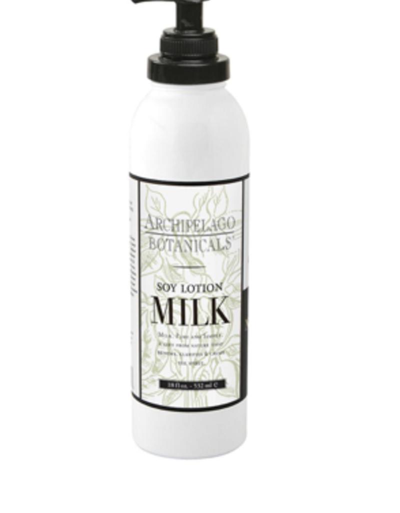 Archipelago Botanicals Soy Milk Body Lotion - 18 oz