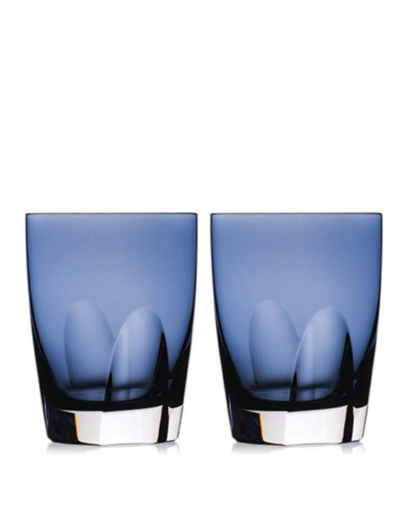Waterford Waterford W Tumbler - Sky - Set of 2 - Discontinued