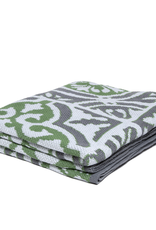 In2Green Eco Poly Vintage Tile Throw