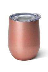 Swig Swig Stemless Wine Cup - Rose Gold