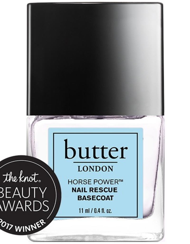 Butter London Horse Power Nail Rescue Basecoat Nail Treatment