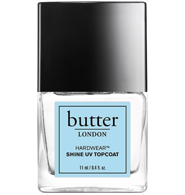 Butter London Hardwear Shine UV Topcoat Nail Treatment
