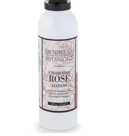 Archipelago Botanicals Charcoal Rose Body Lotion - 18 oz
