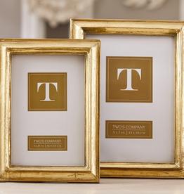 """Gold Leaf Frame - 4""""x6"""""""