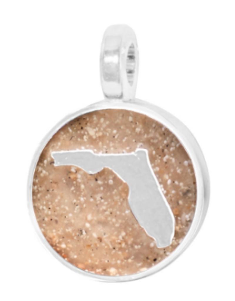 Dune Jewelry Beach Charm - Florida - Crescent Beach