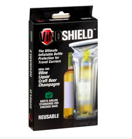Vinoshield - Inflatable Bottle Wrap