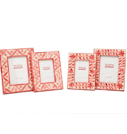 """Captive Coral Photo Frame - 4""""x6"""" - Assorted Styles"""