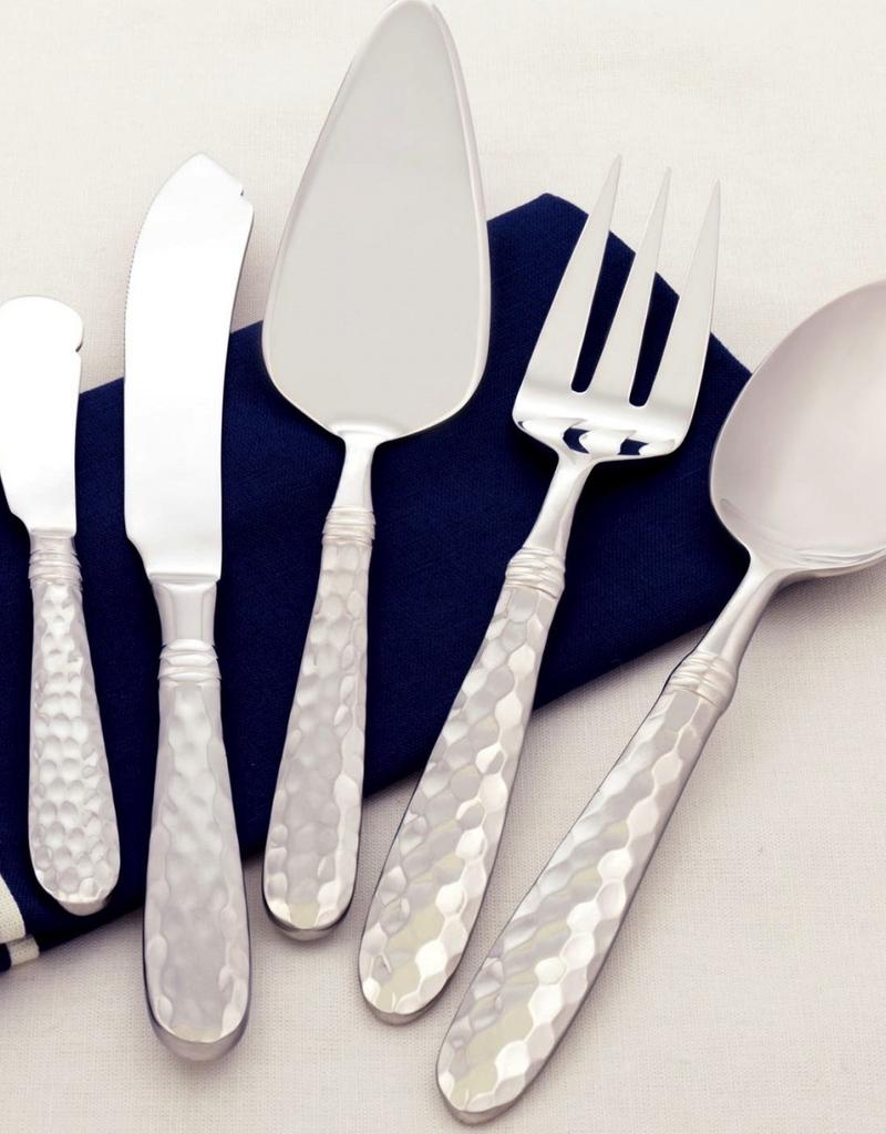 Vietri Martellato Serving Set - Fork and Spoon