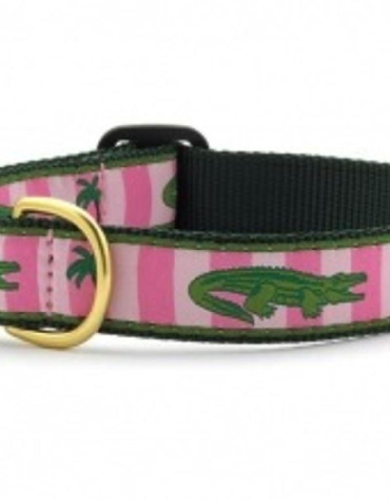 Up Country Collar - Alligator - Medium Wide