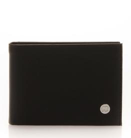 My Walit Boston 10 C/C Jeans Wallet w/ RFID - Black