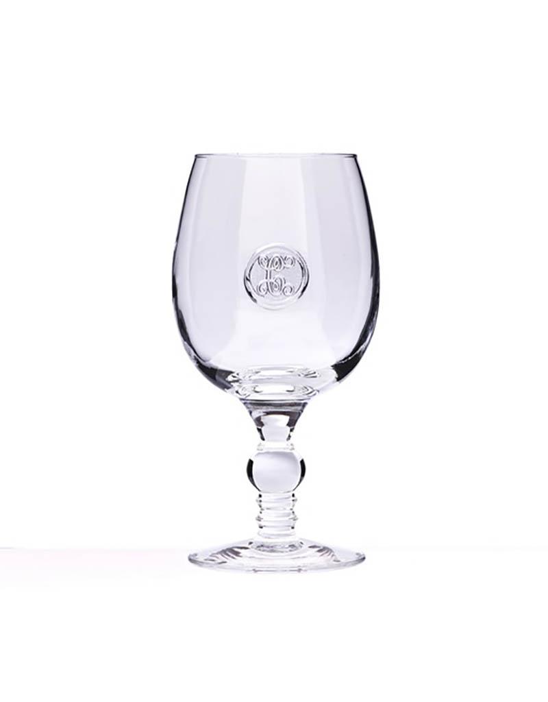 Skyros Legado Balloon Wine Glass - Initial