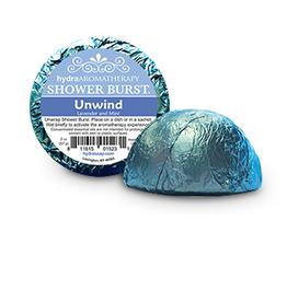 Unwind Shower Burst
